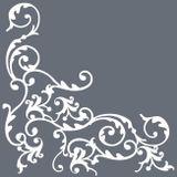 Mank Pomp strieborno-biela 40 x 40 cm, 50 ks / ba