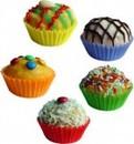 Cukrárenské košíčky a dekoratívne krajky z papiera