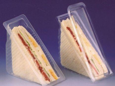 Box na 5-vrstvový sendvič s viečkom 180 x 78 x 86 mm, PS, 650 ks / ba