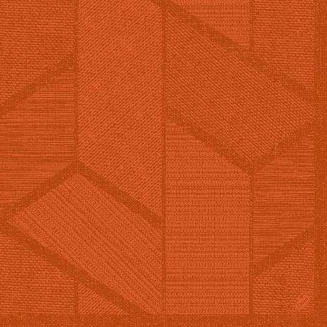 Duni Elwin mandarin 40x40cm, 50ks/ba