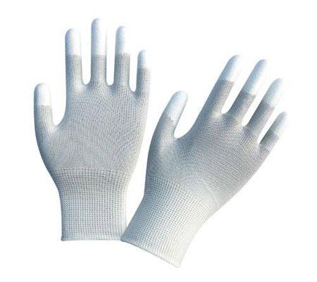 ESD rukavice biele Top Fit M