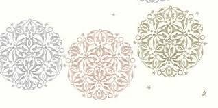 duni Festive mood white obrus 84x84cm