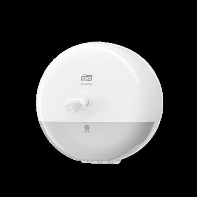 Tork SmartOne Mini zásobník na toaletný papier biely 219 x 218 x 155 mm