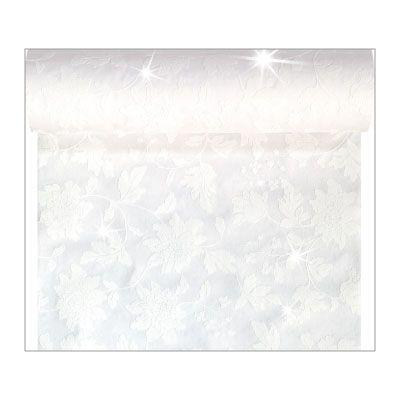 Duni Tete-a-Tete šerpa Sensia brilliance biela 0,45 x 24 m