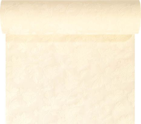 Duni Tete-a-Tete šerpa Sensia vanilková 0,45 x 24 m
