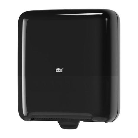 Tork Matic zásobník na papierové utierky v kotúči čierny 372 x 337 x 203 mm