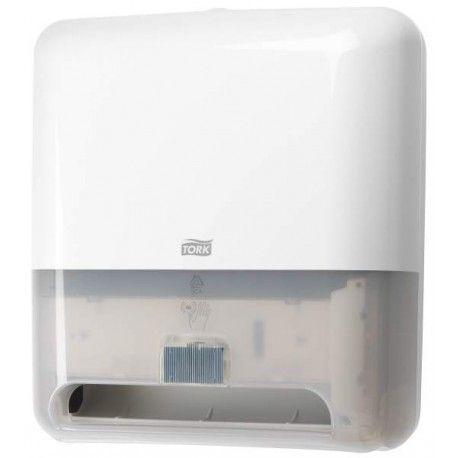 Tork Matic zásobník na papierové utierky v kotúči so senzorom biely 368 x 331 x 206 mm