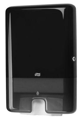 Tork Xpress zásobník na papierové utierky Multifold čierny 444 x 302 x 102 mm
