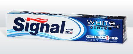 Zubná pasta signal 75ml